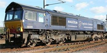 Dapol Class 66s for N gauge