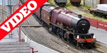 Hornby Princess Royal with digital sound