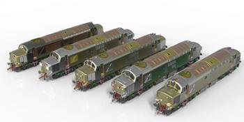 Accurascale Class 37s