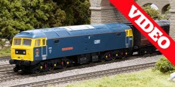 VIDEO: Hornby RailRoad Plus Class 47