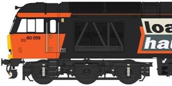 Heljan Class 60