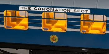 HM163 Hornby Coronation carriages