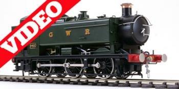 HM163 GWR 94XX