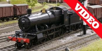 HM163 Dapol GWR Mogul video