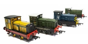 HM165 Hornby 88DS