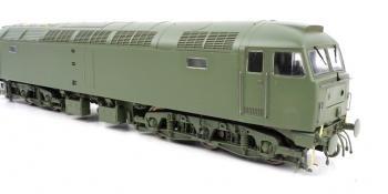 HM165 Heljan Class 47