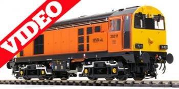 HM164 Bachmann Class 20