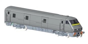 HM165 Hornby Mk 4s