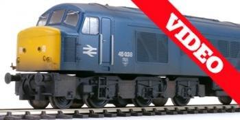 HM165 Bachmann Class 45