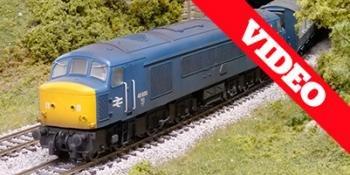 HM165 Class 45 video