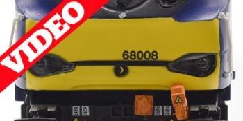 HM166 Digitrains Class 68 sound