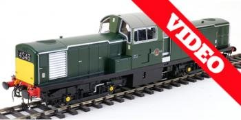 HM166 Heljan Class 17