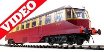HM166 Heljan GWR AEC railcar