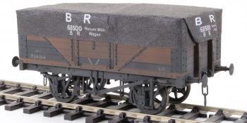 HM166 Geoscenics wagon tarpaulins