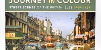 HM166 Transport Journey in Colour book review
