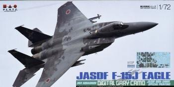 Platz 1/72 F-15J Eagle