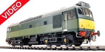 Heljan O gauge Class 25