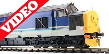 Class 37/4 from Heljan