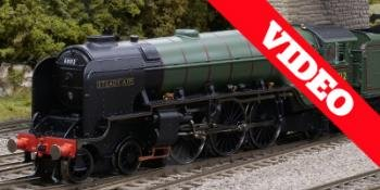 HM167 Hornby A2/3 video
