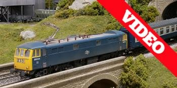 Heljan Class 86/0