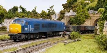 Bachmann Class 45 with ZIMO sound