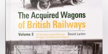Acquired Wagons of British Railways book review