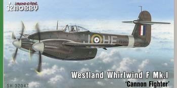 Special Hobby 1/32 Westland Whirlwind