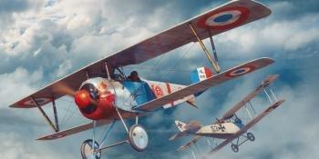 Eduard 1/72 Nieuport Ni-17