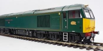 HM171 Gaugemaster Class 60 news
