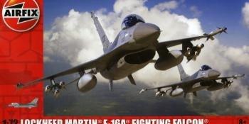 Airfix 1/72 F-16A Starter Set
