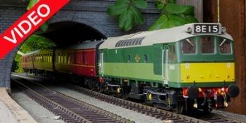 HM168 Lionheart Trains Mk 1s