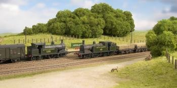 Horsley OO gauge model railway