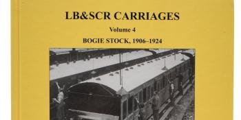 HM169 LB&SCR carriages book