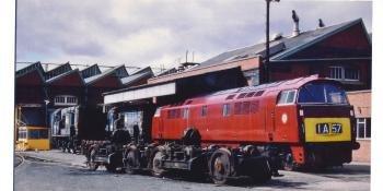 HM169 Swindon Rail Scene book review