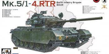 AFV Club 1/35 Forthcoming Releases