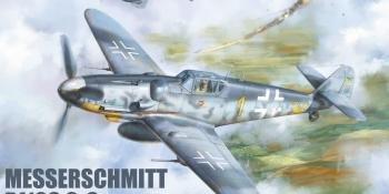 Border Model 1/35 Bf 109G-6