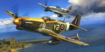COMMONWEALTH AND RAF WILD HORSES