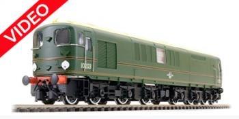 HM135 Bulleid 10203