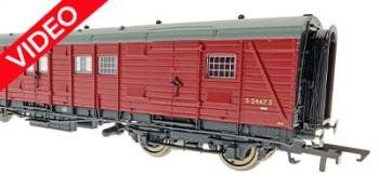 HM169 Hornby GBL van