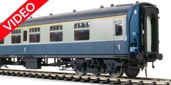 HM169 Heljan Mk 1 carriages
