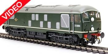 HM170 Bachmann Class 24