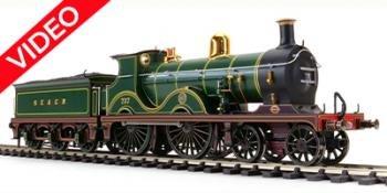 HM170 Wainwright 'D' 4-4-0