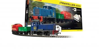 Hornby's latest app control trainset