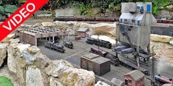 Great Wakering Garden Railway
