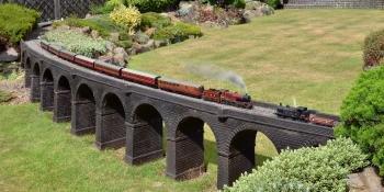 Kirtley Bank garden railway