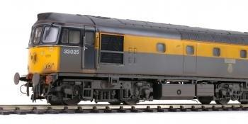 Heljan Class 33 33025
