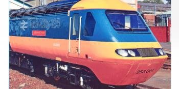 HSTs on the Western Region