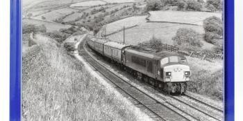 British Rail around the Derbyshire Peak District