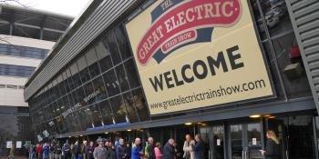 Great Electric Train Show, Milton Keynes