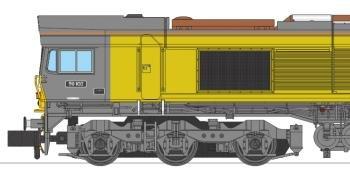Revolution Trains Class 59